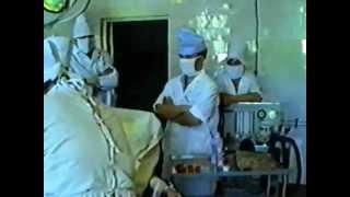 ДВН_1990 операция в травматологии больницы Нерюнгри