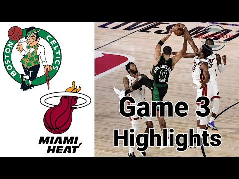 Celtics vs Heat HIGHLIGHTS Full Game | NBA Playoff Game 3