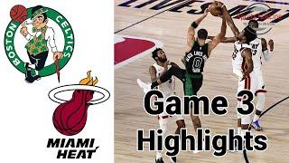 Celtics vs Heat HIGHLIGHTS Full Game | NBA Playoff Game 3