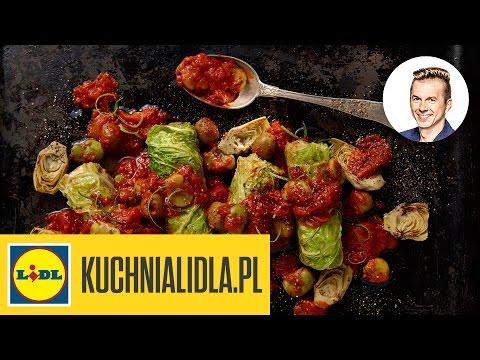 Gołąbki Po Hiszpańsku Z Chorizo W Pomidorach Karol Okrasa Przepisy Kuchni Lidla