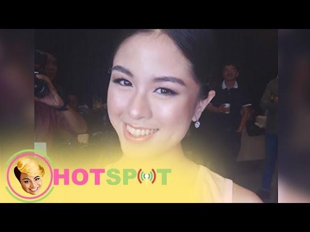 Hotspot 2017 Episode 1231: Kisses Delavin, bakit nga ba ayaw munang magkaroon ng ka-love team?