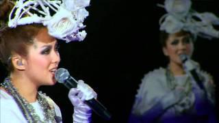 衛蘭Janice‧FAIRY Concert 2010 Blu-ray‧離家出走 十個他不如你一個 雜技