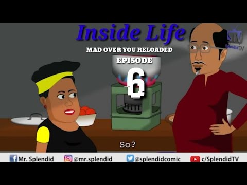 INSIDE LIFE, MAMA BOMBOY SERIES, SEASON 6, EPISODE 5 (Splendid Tv)(Splendid Cartoon)(Yoruba)