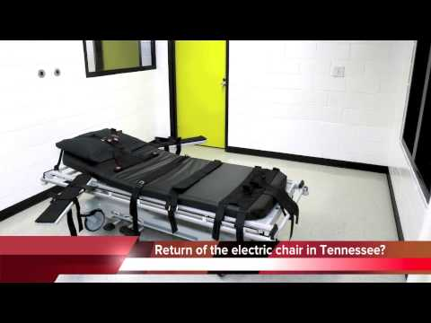 Tennessee votes to bring back the electric chair