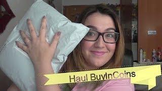 Haul Buyincoins   Brochas, maquillaje, imitaciones, bisuteria