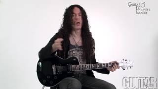 Полный Шред с Марти Фридманом - Как создавать свои собственные оригинальные ходы на гитаре