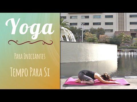 Yoga para Iniciantes | Tempo para si - Pri Leite