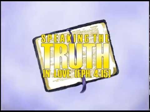 Speaking the Truth in Love - Episode 107  Giving Thanks