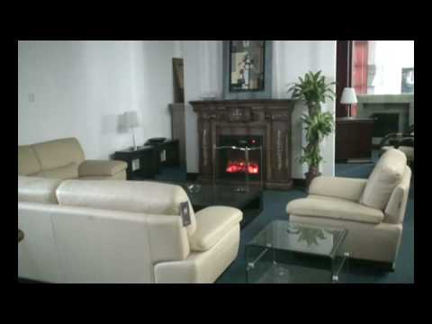 Andong Electric Fireplaces Youtube