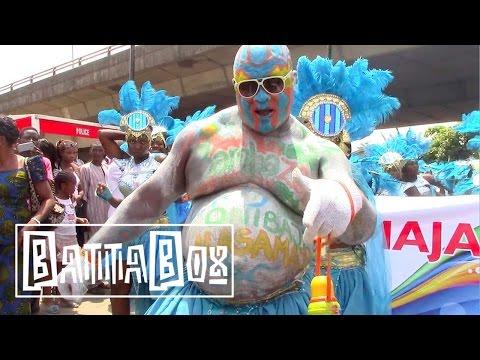 Fat Men & Beautiful Women at Lagos Carnival thumbnail