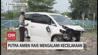 Putra Amien Rais Mengalami Kecelakaan di Tol Cipali