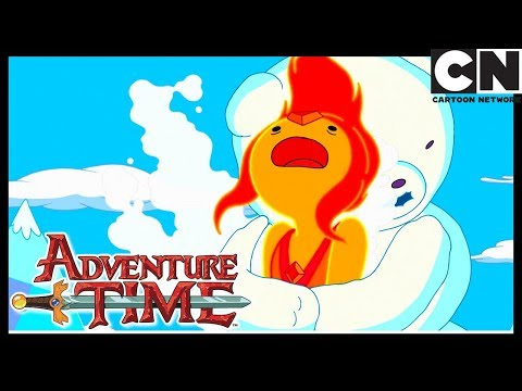 Adventure Time | Frost & Fire | Cartoon Network