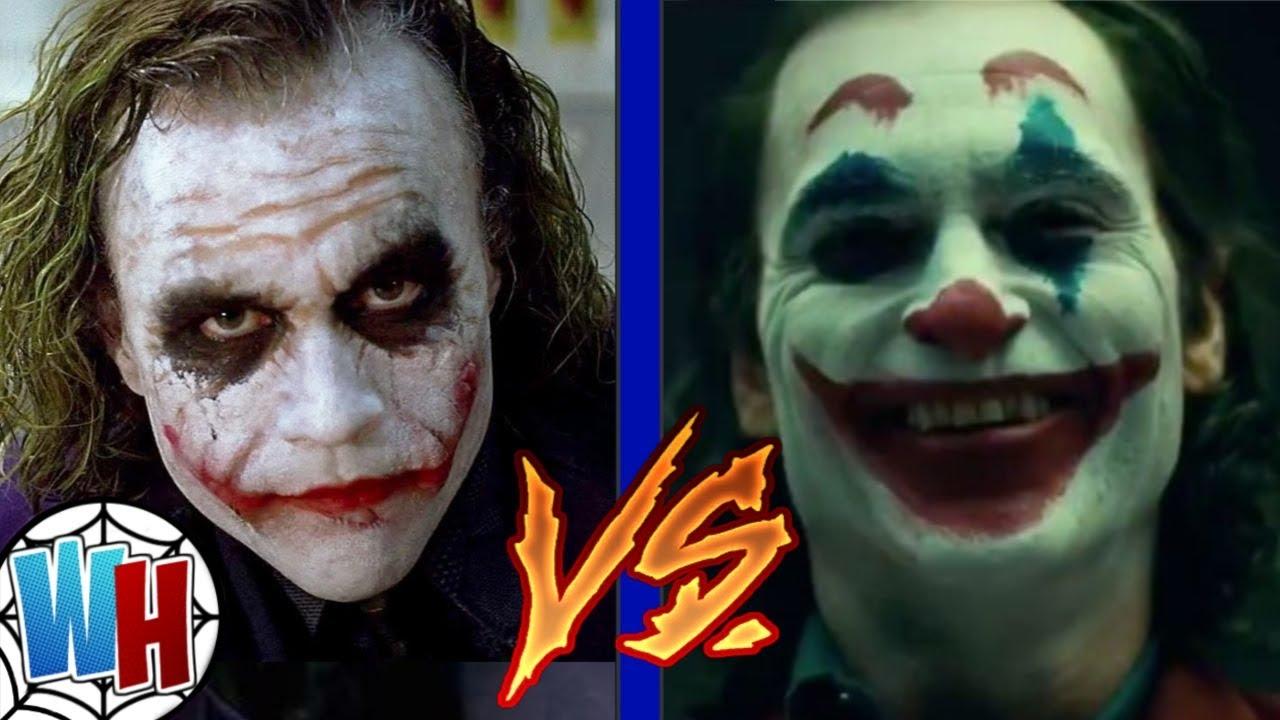 Heath Ledger Vs Joaquin Phoenix Poll: Can Joaquin Phoenixes Joker Be GREATER Than Heath Ledgers