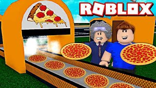 OPEN a PIZZERIA of .000 R$1,000 on ROBLOX