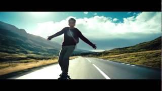Сцена из фильма Невероятная Жизнь Уолтера Митти. Музыка: Junip - Far Away