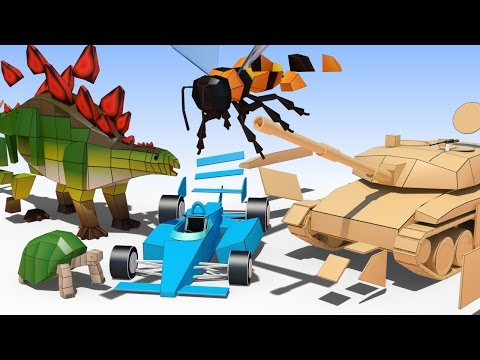 1 HOUR of AApV Cube Builder Cartoons Compilation 2