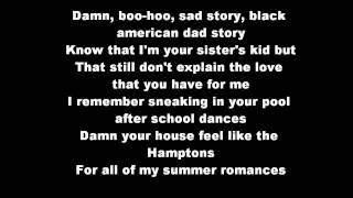 Drake - Look What You've Done (Lyrics)