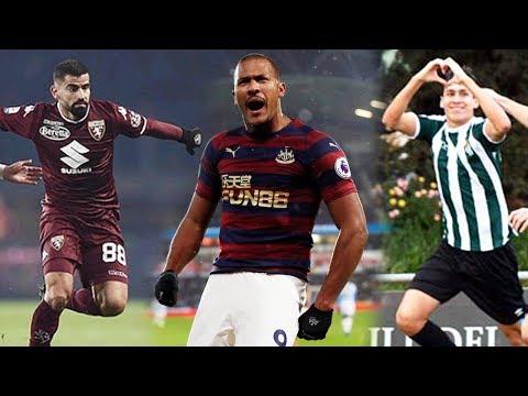 Gol de Salomón Rondón al Huddersfield   Rincón CAE vs Juventus   Primero de Ferraresi