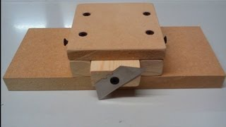 How To Make A Wood Strip Cutter
