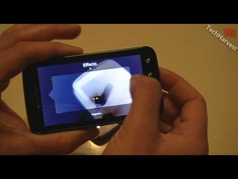 Motorola ATRIX 4G: Camera