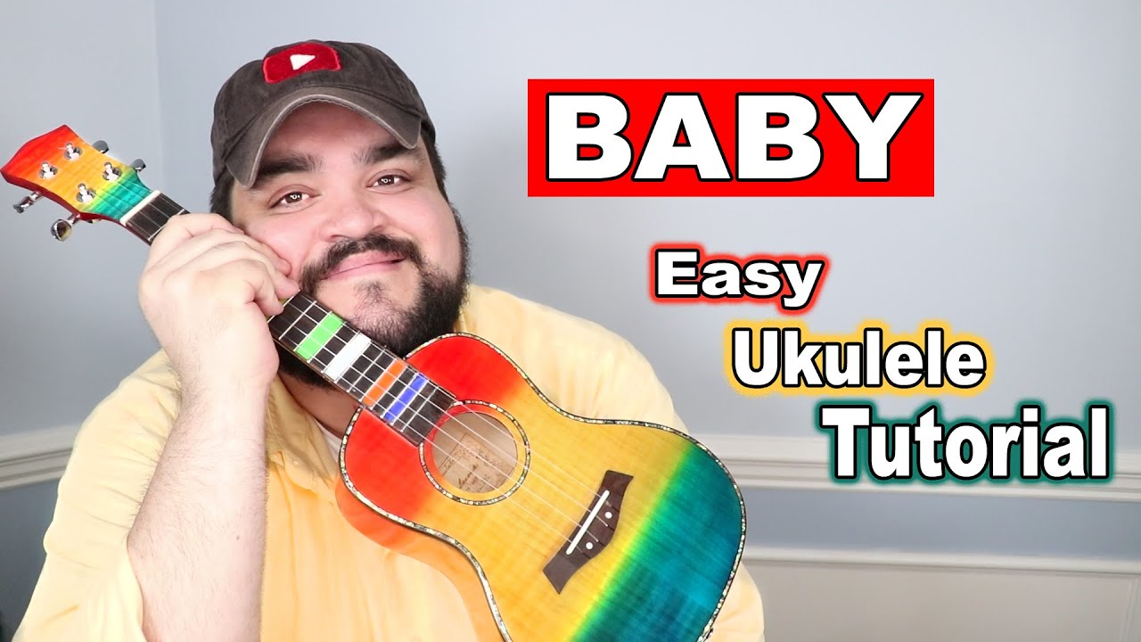 BABY - JUSTIN BIEBER   Easy Ukulele Tutorial Chords - Chordify