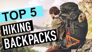 BEST 5: Hiking Backpacks