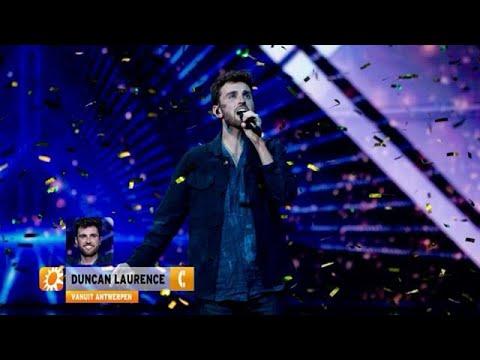 Duncan Laurence: 'Ik zit nog vol in de songfestival-bubbel' - RTL BOULEVARD