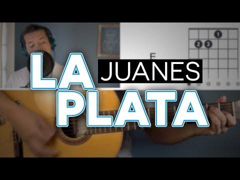 La Plata Juanes Ft. Lalo Ebratt - Guitarra [Mauro Martinez]