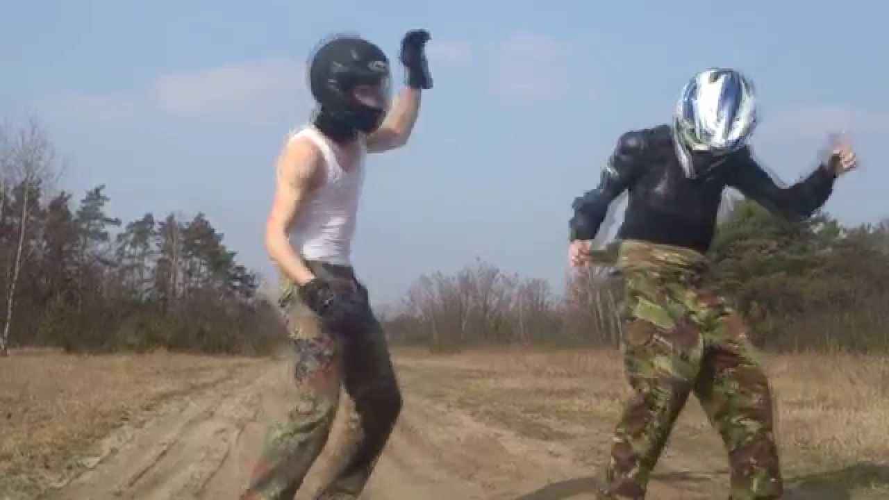 Taniec Motocyklistów Polish Moto Dance Youtube