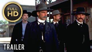 🎥 TOMBSTONE (1993) | Full Movie Trailer | Full HD | 1080p