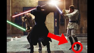 Sword-Fighting in Star Wars Ep. I