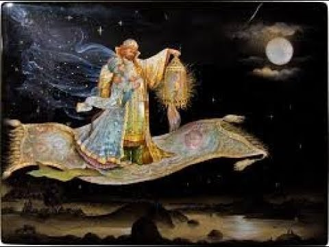 Legends of the Quran - Solomon & The Flying Carpet - Nature