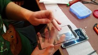 Samsung Galaxy note 3 Glass ONLY replacement
