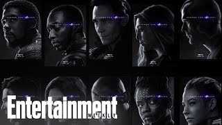 In Memoriam Of Those Who Were Dusted In 'Avengers: Infinity War'   Entertainment Weekly