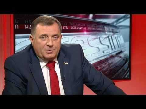 N1 Pressing: Milorad Dodik (6.11.2019.)