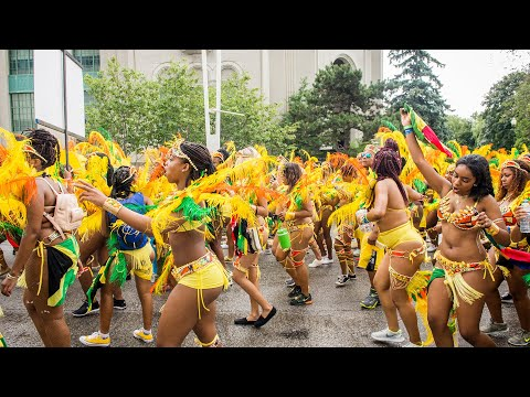 Here's what to look forward at this year's Caribana parade in Toronto