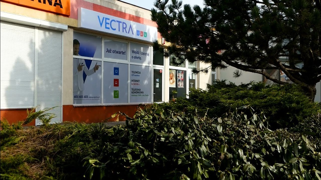 Nowe biuro Obsługi Klienta Vectry w Kwidzynie