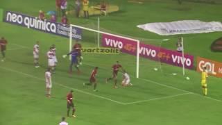 Atlético é goleado pelo Sport na Ilha do Retiro