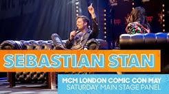 Sebastian Stan Answers Fan Questions | MCM London Comic Con