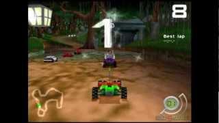 RC Revenge Pro - Gameplay PS2 HD 720P