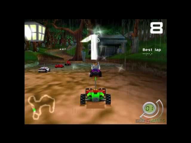 RC Revenge Pro - Gameplay PS2 HD 720P