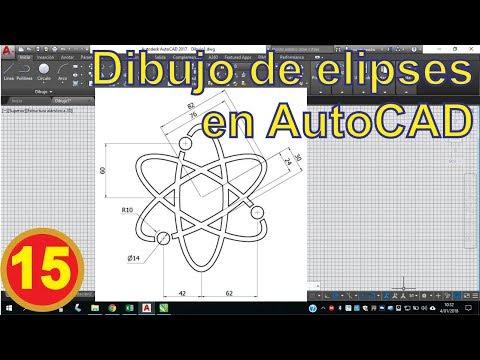 autocad.-dibujo-de-elipses-en-autocad---desde-cero-(2/2).-video-15.