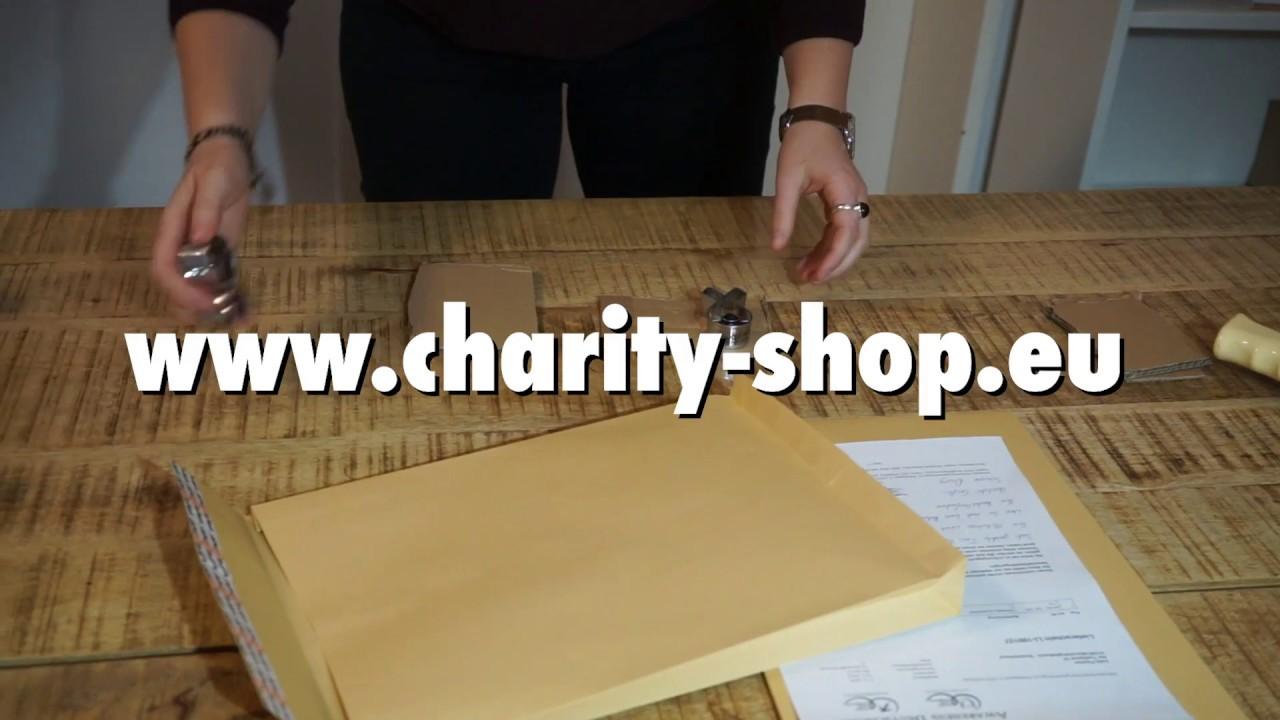 Neuer Online-Shop: Gute Sachen für die gute Sache