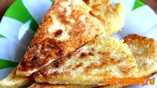 Вместо хлеба - Ирландские картофельные сконы. Любимый рецепт