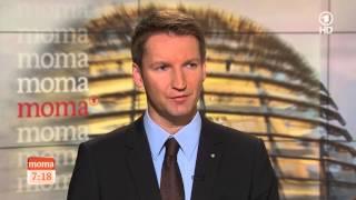 Patrick Sensburg (CDU) im Morgenmagazin vom 14.07.2014