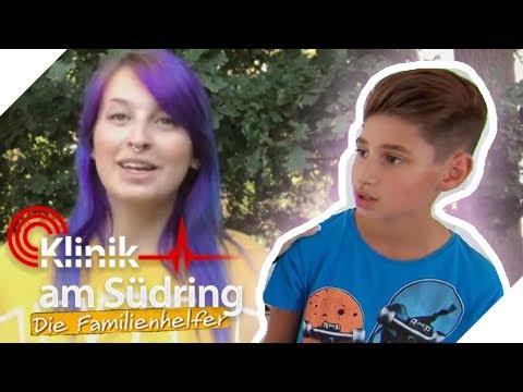 Verknallt in YouTuberin? Joschi (10) will immer ihre Videos schauen | Die Familienhelfer | SAT.1