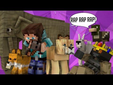 Dansk Minecraft: ZAGI VS FUNDUCK! #25