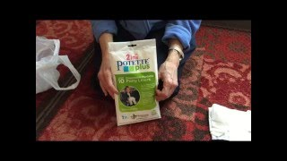 Potette Potty Liners Review  GoAnyWhereToilet.com