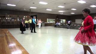 """59 LINDA PROSSER CUES """"SPAGHETTI RAG"""" TWO STEP ROUND DANCE AT DANCE A"""