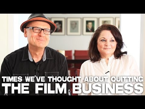 Times We've Thought About Quitting The Film Business by Rafal Zielinski & Gina Wendkos